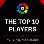 10 Pemain Terbaik La Liga Spanyol Musim 2020/2021