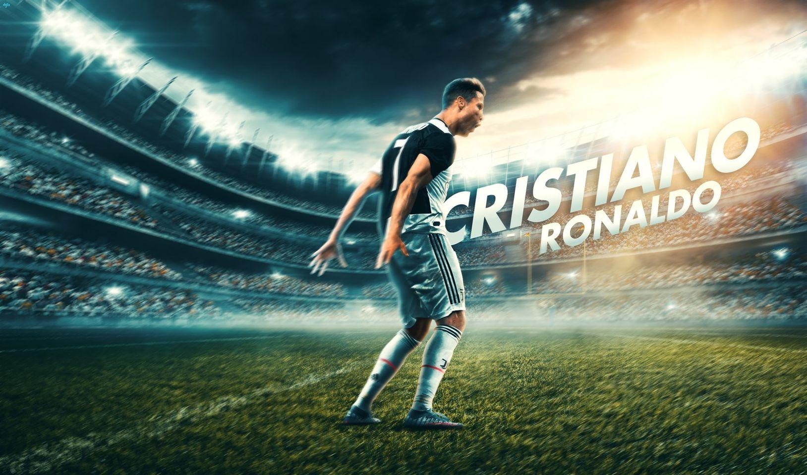 Cristiano Ronaldo Juventus Wallpaper PC Dekstop