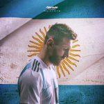 Lionel Messi Argentina Wallpaper Handphone HD