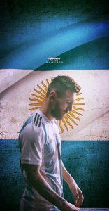 Lionel Messi Argentina Wallpaper Handphone