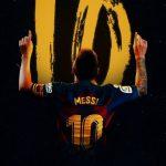 Lionel Messi Barcelona Wallpaper Handphone HD