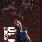 Luka Modric Real Madrid Wallpaper Handphone HD
