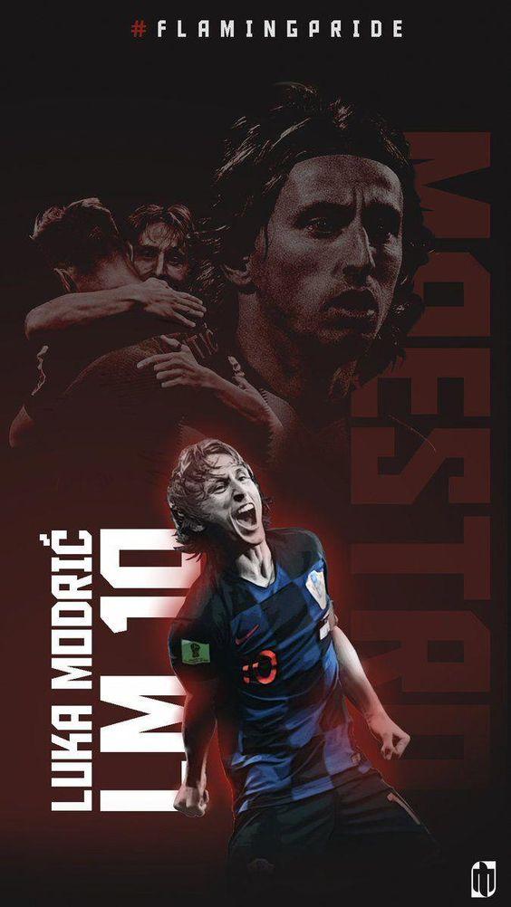 Luka Modric Real Madrid wallpaper handphone