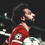 Mohamed Salah Liverpool Wallpaper Handphone HD