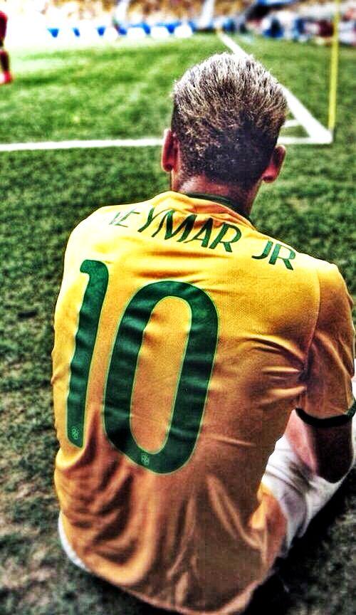 Neymar jr Brazil Wallpaper Handphone