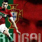 Cristiano Ronaldo Portugal Wallpaper Handphone