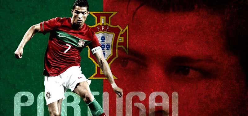 cristiano ronaldo portugal mobile wallpaper