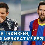 PSG Tawari Kontrak Menggiurkan kepada Lionel Messi