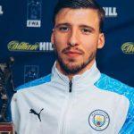 Pemain Liga Inggris Terbaik 2020/2021 Ruben Dias