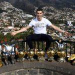 Prestasi Cristiano Ronaldo : Trofi, Penghargaan & Top Skor